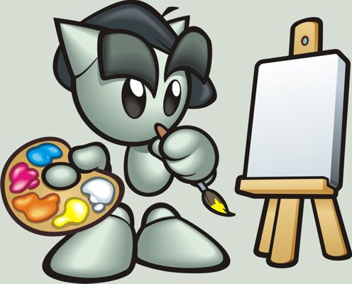 DeviantArt Desenhos para blogs